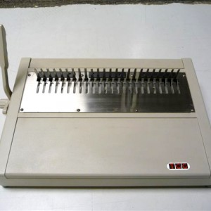 102A Manual Cerlox Inserter