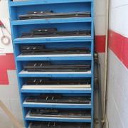 14 Renz Autobind 700 closing tools