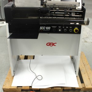 81A GBC Automatic book binder