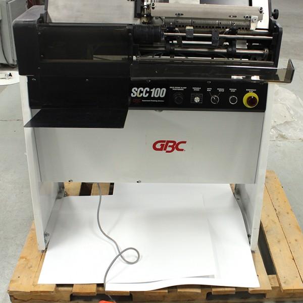 81A GBC Automatic book binder
