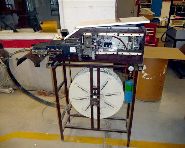 87 Metal rod cutter